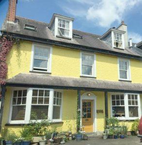 Cerdyn Villa, Llanwrtyd