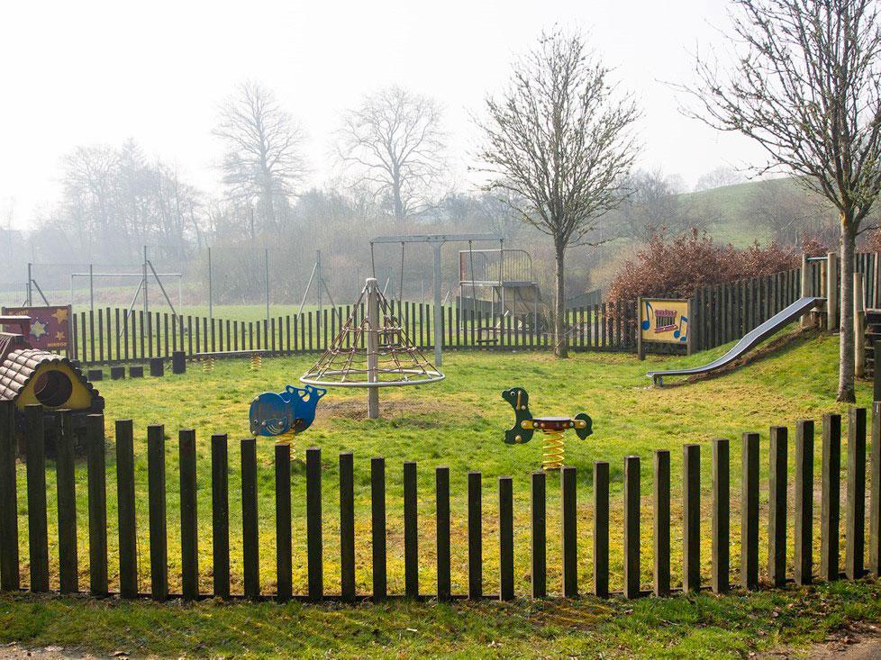 Pre-school children's playground