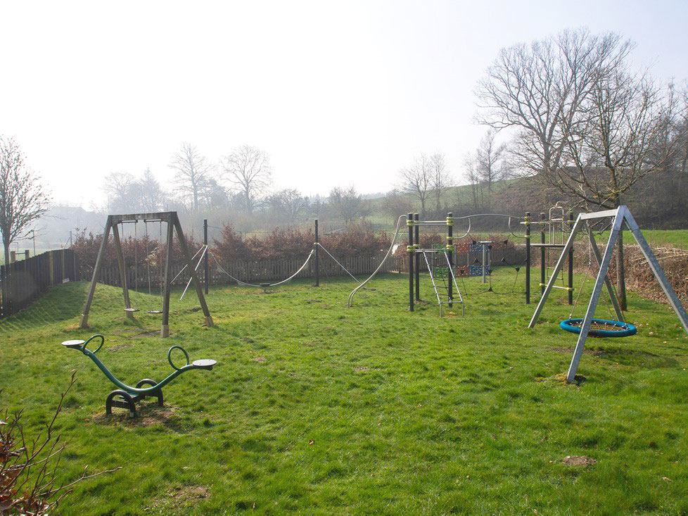 Playground for primary school children
