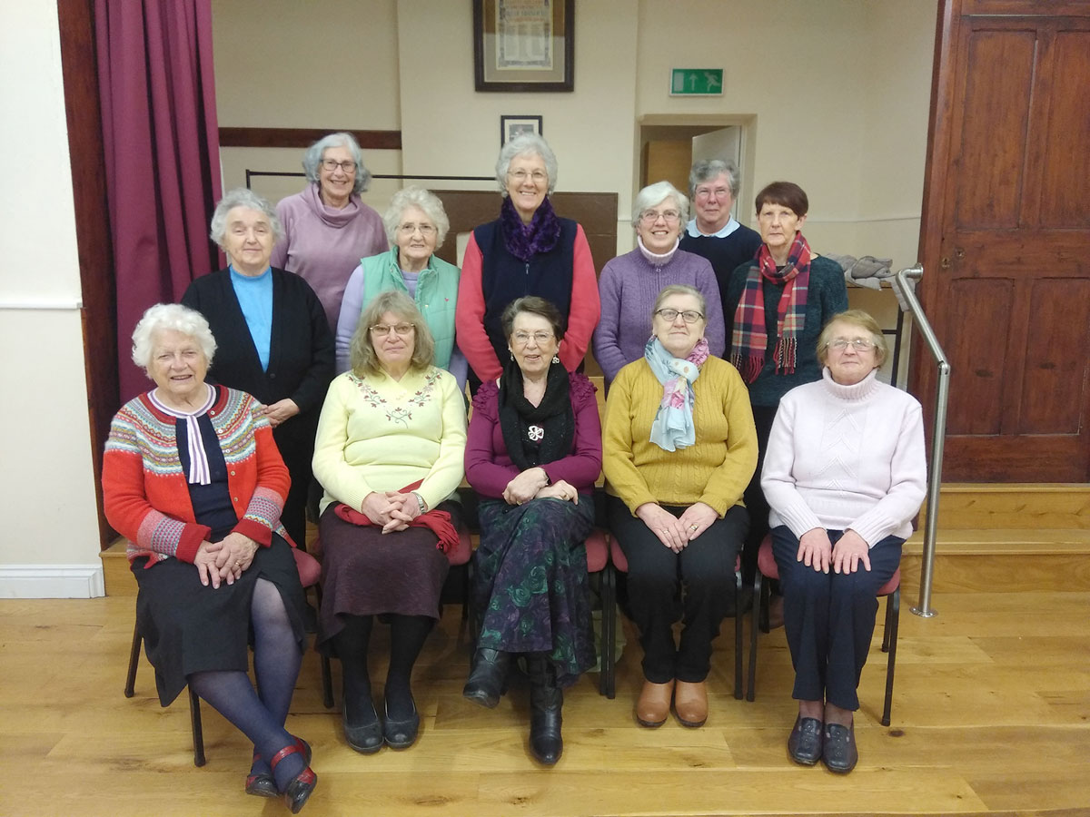Llanwrtyd Wells Ladies Groups