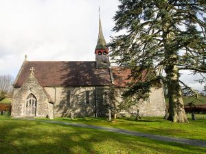 2. Eglwys Oen Duw – a picturesque Victorian church and worth a visit short distance along the road from Beulah to Abergwesyn