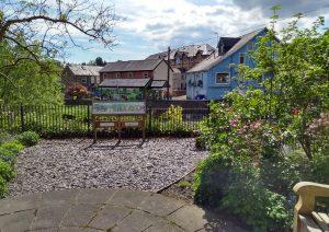 Memorial Garden Llanwrtyd