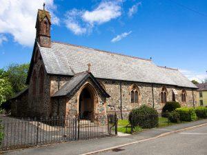 St James Church Llanwrtyd Wells