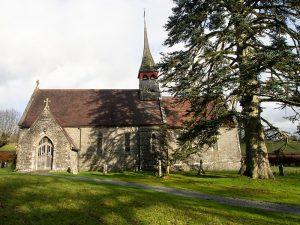 Eglwys Oen Duw, Llanwrtyd Wells