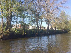Riverside Caravan Park, Llanwrtyd