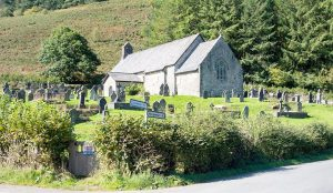 St David's Old Parish Church Llanwrtyd