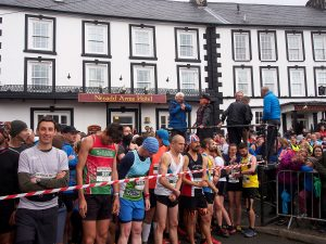 runners, trail race, man v horse, llanwrtyd wells